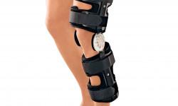 Виды ортезов коленного сустава