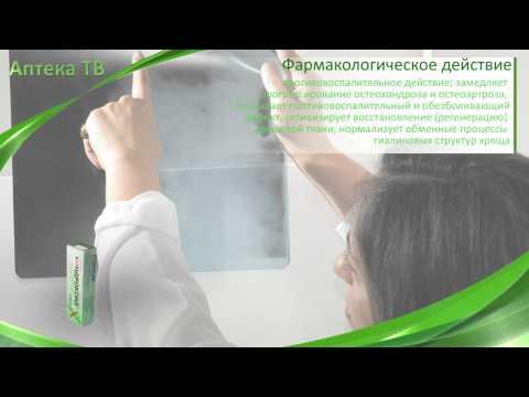 Хондроксид, инструкция. Остеохондроз позвоночника, остеоартроз периферических суставов
