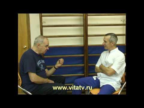 Владимир Коновалов. Артрит плечевого сустава