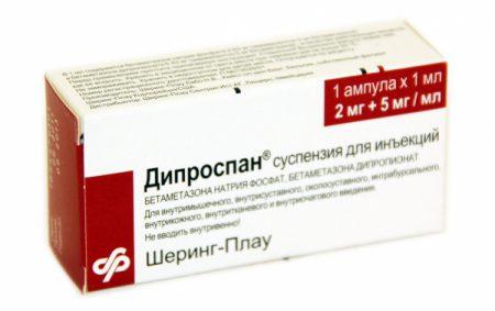 лекарство дипроспан