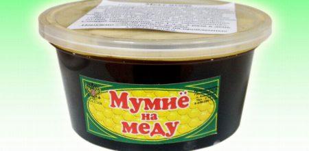 Мумиё на меду