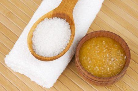 Мёд и соль