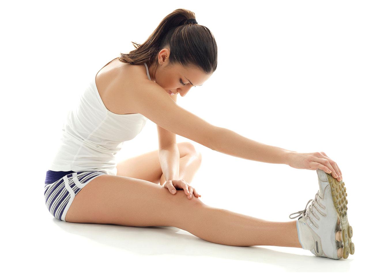 Зарядка для суставов ног - Лечение Суставов