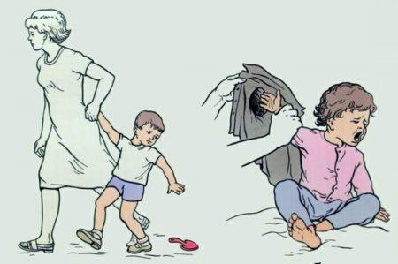 Подвывих у детей