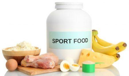еда, спортивное питание