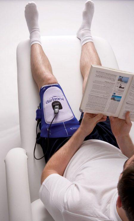 Лечение магнитом колена