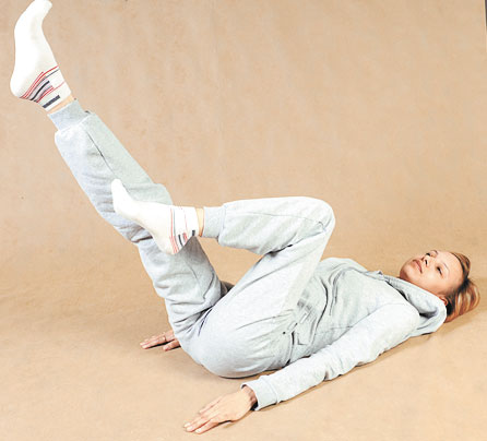 Гимнастика коленного сустава