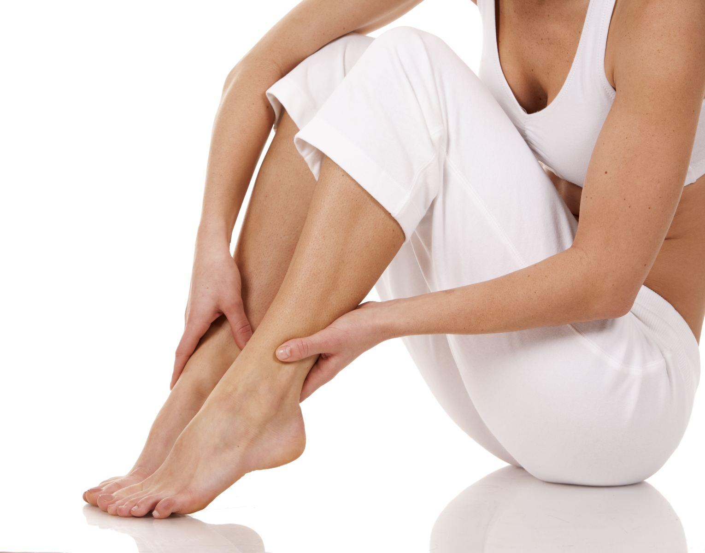 Боли в суставах нижних конечностей ног