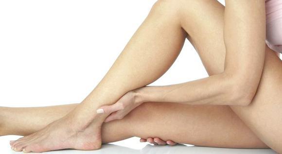 Жар в ноге ниже колена