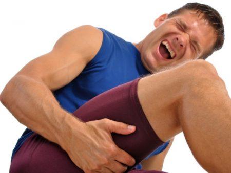 Боль при миозите