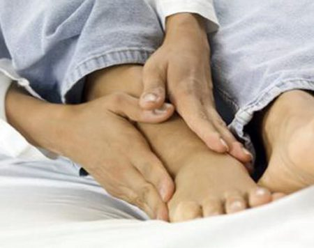 Боль в суставах стопы
