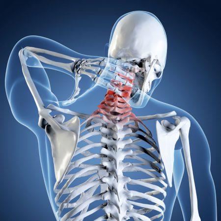 Диагностика боли в шее