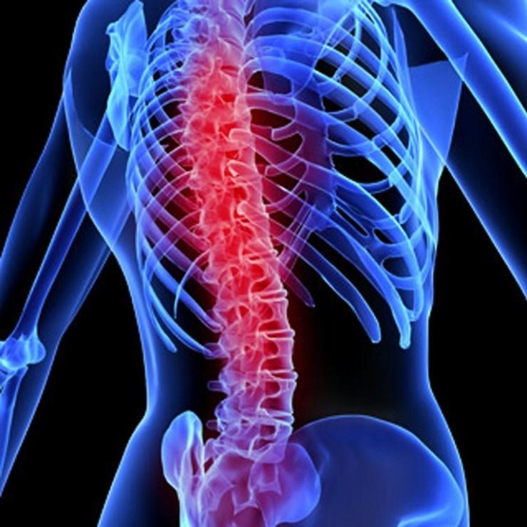 Боль в грудном отделе позвоночника симптомы диагностика лечение
