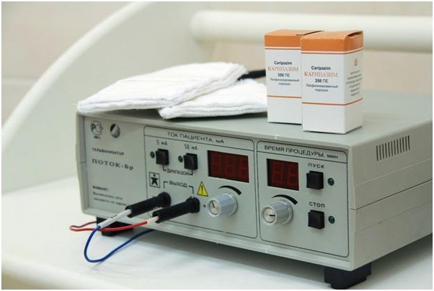 Противопоказания электрофореза при грыже позвоночника